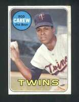 1969 Topps #510 Rod Carew NM/NM+ Twins 125111