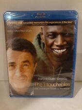 The Intouchables (Blu-ray Disc, 2013, Canadian)