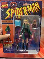 Spider-Man Marvel Legends Retro Collection ~ GWEN STACY ~ IN HAND ~ SHIPPING NOW