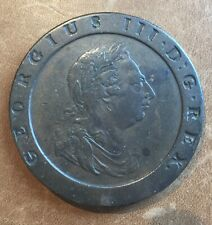 1797 Great Britain Two Pence Cartwheel HIGH GRADE