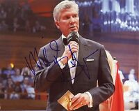 """MICHAEL BUFFER Authentic Hand-Signed """"LETS GET READY TO RUMBLE!"""" 8x10 Photo"""