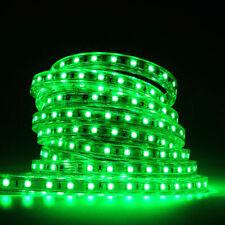 Boshen SMD 5050 LED Strip Light Rope String RGB Waterproof 10/15/20/25/30M 110V
