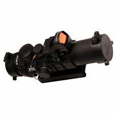 Burris 3x-32mm Scope Ballistic CQ & 4 MOA FastFire 3 Sight Tactical Kit - 300222