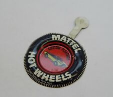 Redline Hotwheels Button Badge Metal Hong Kong Custom Fleetside R17309