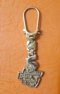 Beogradski Delta Trofej '98 Keyring color Gold Basketball 5 Keychain