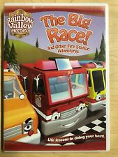 Rainbow Valley Heroes - The Big Race (DVD, 3 episodes) - F1230