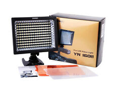 YONGNUO YN-160S LED Video Light Lamp SLR Camera Camcorder for Canon Nikon Pentax