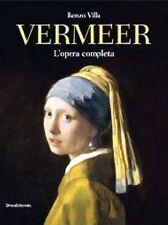 Vermeer L'opera completa Renzo Villa Silvana Editoriale 2012
