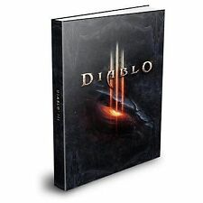 Diablo III Limited Edition Strategy Guide Console Version, (Strategy Guide)
