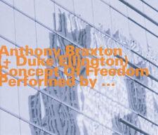 Anthony Braxton + Duke Ellington Concept Of Freedom (CD, Sep-2005, Hatology)