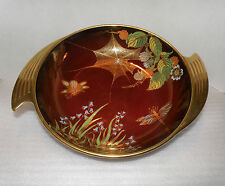 CARLTON WARE ROUGE ROYALE SPIDER WEB PATTERN IN NEAR PERFECT CONDITION