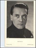 Porträt Actor Film TV Kino Theater Film. Foto. Verlag Schauspieler Rolf Weih