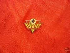 20 Washington Redskins Spike Logo Pins NFL WHOLESALE LOT