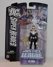 2007 DC COMICS SUPER HEROES JUSTICE LEAGUE UNLIMITED DR LIGHT ACTION FIGURE