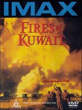 IMAX - FIRES of KUWAIT - Burning Oil Wells Firefighters Documentary DVD Region 4