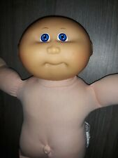 Vintage Cabbage Patch Doll 1978 1982 Original Preemie Blue Eyes X. Roberts  Rare