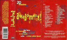 002  AUDIO CASSETTE - AWESOME - 20 MASSIVE HITS