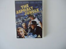 """The Asphalt Jungle"" / DVD / Region 2"