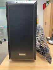Gaming PC I7-7700K 16GB BeQuiet Windows 11 Samsung EVO MSI Geforce usw.