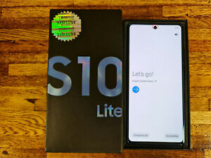 Samsung Galaxy S10 Lite DUAL SIM - 128GB - Blue, UNLOCKED...***READ***