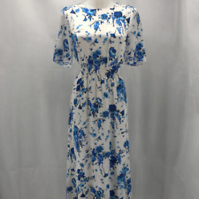 Adam Lippes Blue Maxi Dress 2