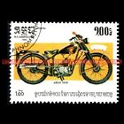 ARDIE 1939 - KAMPUCHEA Cambodge Moto Timbre Poste