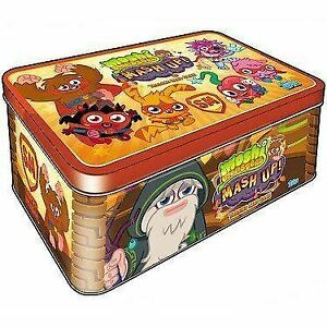 Moshi Monsters Mash Up 2 Trading Card Game with Tin