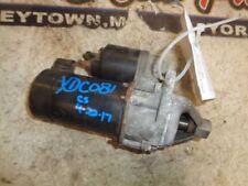 Starter Motor Fits 00-02 SATURN S SERIES 761001