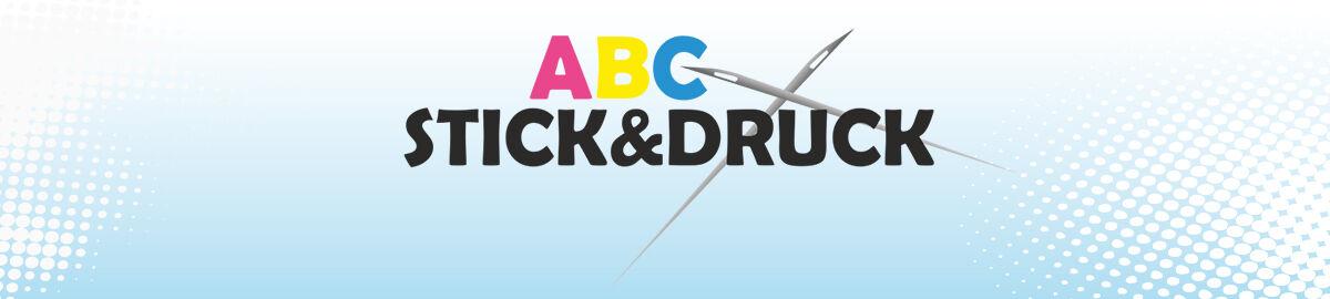 ABC Stick & Druck