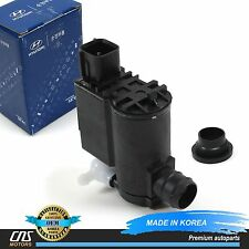 GENUINE Washer Pump & Grommet Fits 00-06 Hyundai Accent Elantra OEM 98510-25100