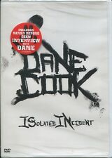 Dane Cook: ISolated INcident (DVD, 2009) LN Shrinkwrapped