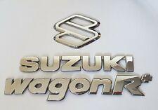 Genuine Suzuki Wagon+, 1.3 petrol, 2002 year Badge Emblem Boot Tailgate Rear