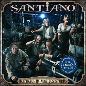Haithabu-im Auge des Sturms [Audio CD] Santiano