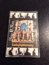 Boyz II Men - Cooleyhighharmony Cassette Tape Usher R Kelly Rap