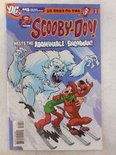Scooby-Doo Comic (2006) # 116 ~ The Abominable Snowman! Shaggy Velma Freddy