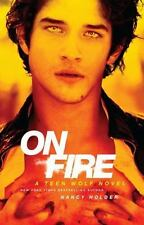 On Fire: A Teen Wolf Novel (Paperback or Softback)