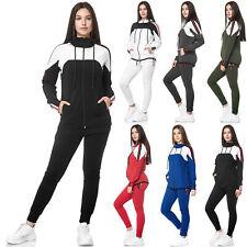 Damen Jogginganzug Trainingsanzug Sportanzug Fitness Streetwear 1148C John Kayna