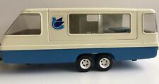 PLAYMOBIL CARAVAN 3588 (1983) USED RARE RETRO VINTAGE COLLECTABLE 80's 90's