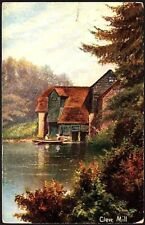 Postcard - Thames View 5353, Cleve Mill