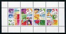 Niederländische Antillen 2003 Jugend und Wasser Jugendmarken 1248-1251 MNH