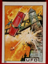 UFO - UNPROVOKED ALIEN ATTACK - Monty Gum (1970) - Card #23