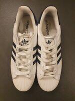 Adidas Superstar White/Navy UK 12