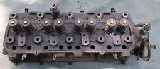 Sunbeam Minx VI Steel Cylinder Head & Valve Springs Orig Hillman Rootes Audax