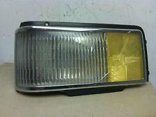 1989 - 1993  Cadillac Deville  LH side marker light damaged  OEM