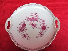 Beautiful Cake Plate (Serving Plate )__ Hutschenreuther__Linderhof__