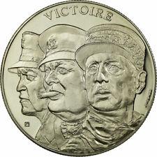 [#712291] France, Medal, Seconde Guerre Mondiale, La Victoire de 1945, Ms(65-70)