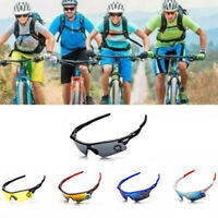 Cycling Sunglasses Outdoor Sport Bicycle Bike Riding Sun Glasses Eyewear Goggle