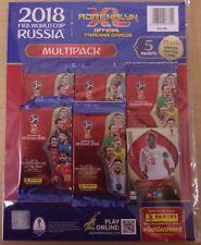 Fifa World Cup Russia 2018 Panini Adrenalyn XL ~ Multipack Inc Sadio Mane