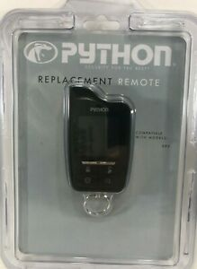 Python- 7941P - Responder HD SST Color Supercode Replacement Remote Control