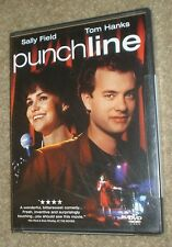 Punchline (DVD, 2002), NEW & SEALED, REGION 1,WIDE & FULL SCREEN,WITH TOM HANKS